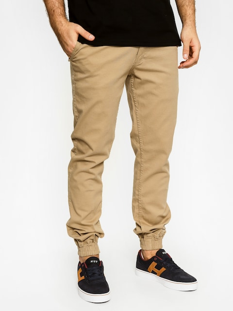 Kalhoty Malita Jogger (beige)