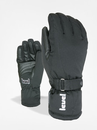 Level Rukavice snowboardowe Hero Wmn (blk)