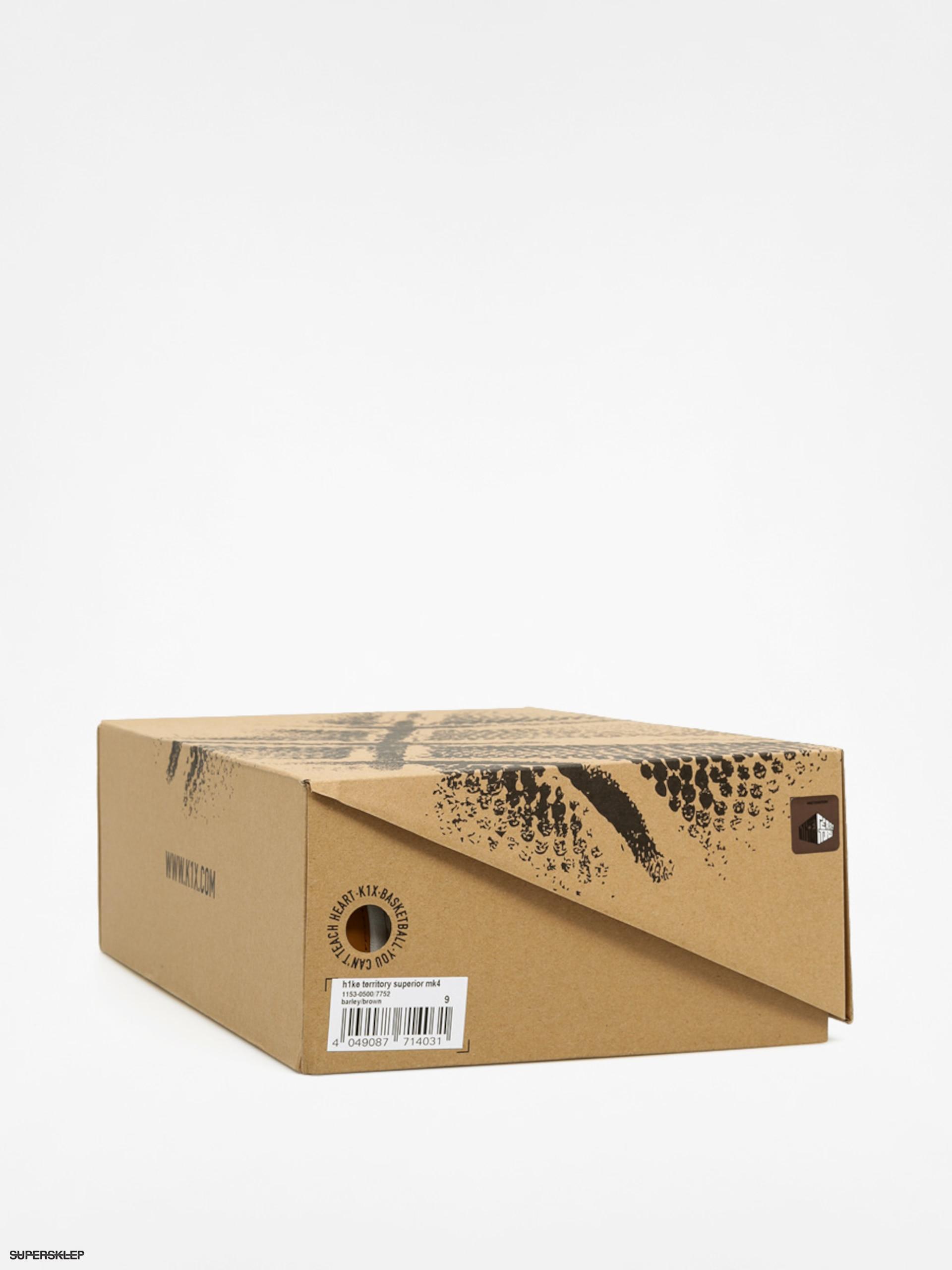 Zimní boty K1x H1ke Terriotory Superior Mk4 (barley brown) f8624e4988