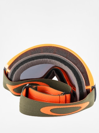 Oakley Brýle na snowboard Canopy (herb orange w/dark grey)