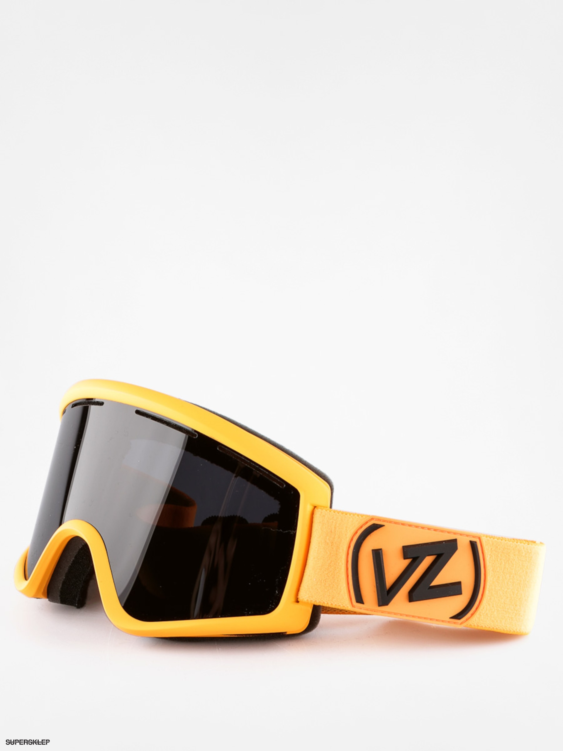 Von Zipper Brýle na snowboard Cleaver (flash oragne matte/black chrome)