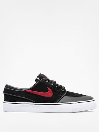Nike Boty Zoom Stefan Janoski Pr Se (black/team red white)