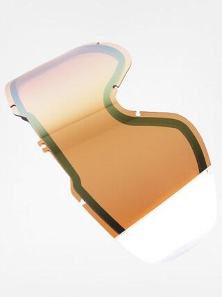 Sklo na snowboardové brýle Dragon DX2 RPL (gold ion)
