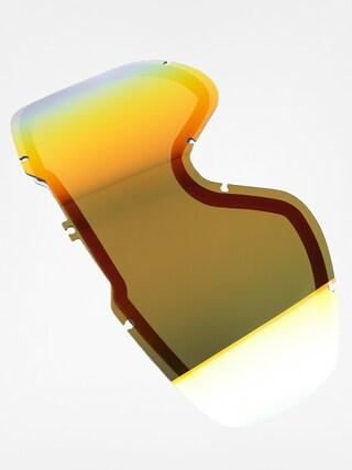 Sklo na snowboardové brýle Dragon DX2 RPL (red ion)