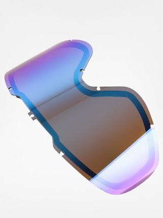 Dragon Skla pro brýle crossowych MDX2 RPL (blue steel)