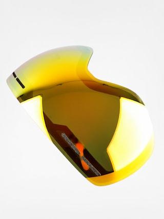 Sklo na snowboardové brýle Dragon X1S (red ion)