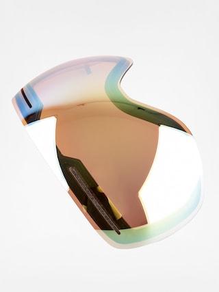 Sklo na snowboardové brýle Dragon X1 (gold ion)