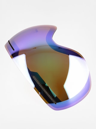 Sklo na snowboardové brýle Dragon X1 (green ion)