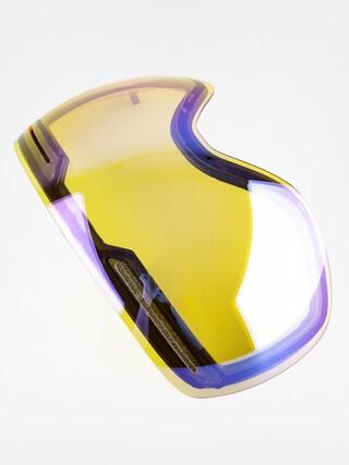 Sklo na snowboardové brýle Dragon X1 (yellow blue ion)