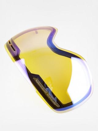 Sklo na snowboardové brýle Dragon X1S (yellow blue ion)