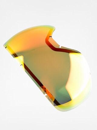Sklo na snowboardové brýle Dragon D3 RPL (red ion)