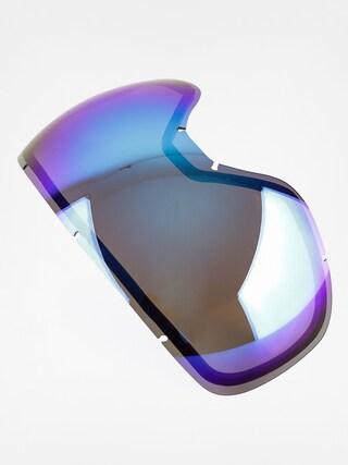 Sklo na snowboardové brýle Dragon D3 RPL (dark smoke blue)