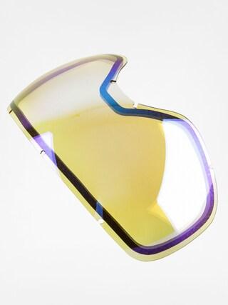 Sklo na snowboardové brýle Dragon D3 RPL (yellow blue ion)