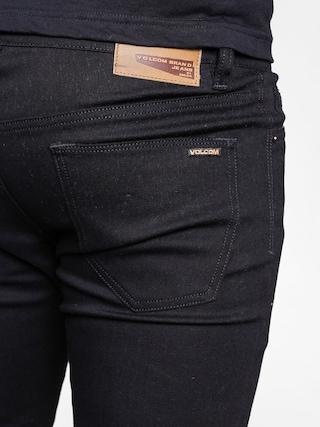 Volcom Kalhoty 2X4 Denim (bkb)