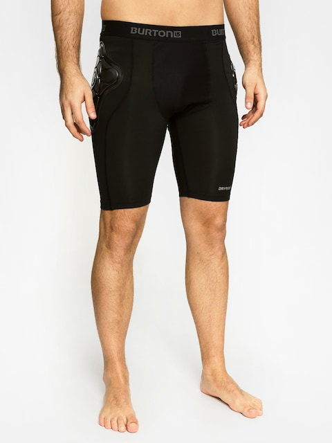 Burton Chránič na biodra Total Imp Short (true black)