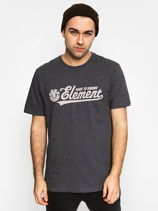 Element Tričko Signature (charcoal heather)