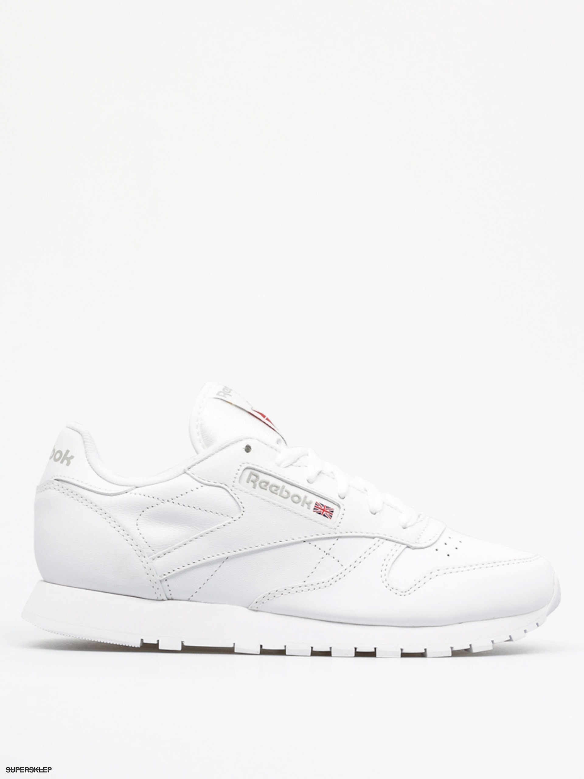 Tenisky Reebok Classic Leather Wmn (white) df9384523de