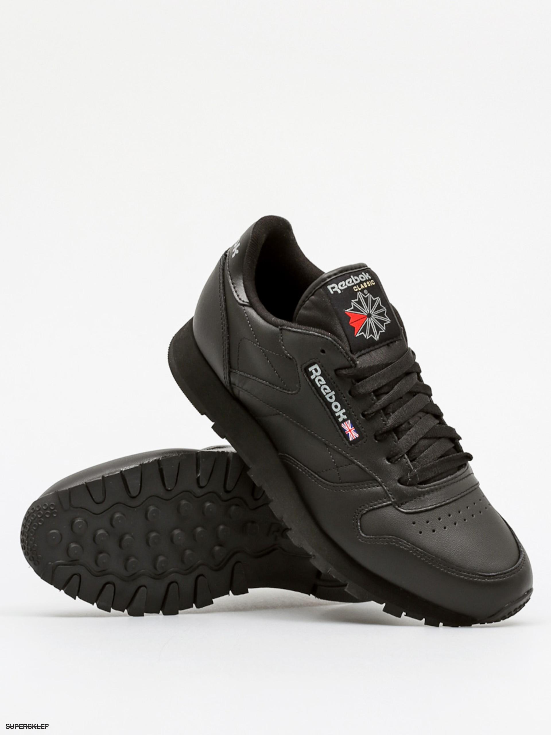 Tenisky Reebok Classic Leather (black) 66f349f7158