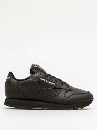 Tenisky Reebok Classic Leather Wmn (black)