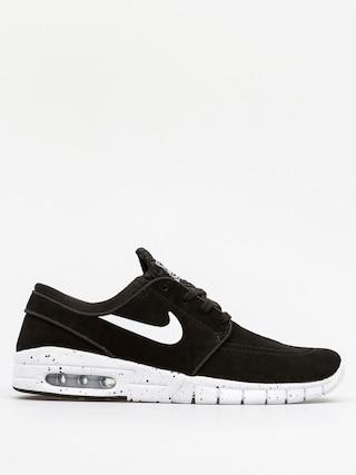 Boty Nike Stefan Janoski Max L (black/white)