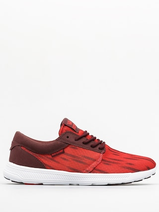 Supra Tenisky Hammer Run (red/burgundy white)