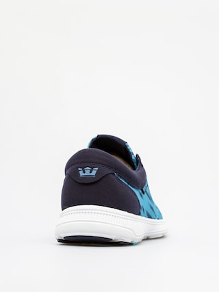 Supra Tenisky Hammer Run (neon blue/navy white)