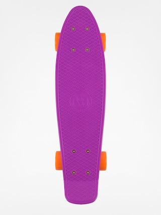 Fish Skateboards Cruiser 01 (purple/silver/orange)