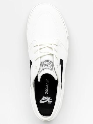 Nike SB Boty Zoom Stefan Janoski Cnvs (summit white/black)