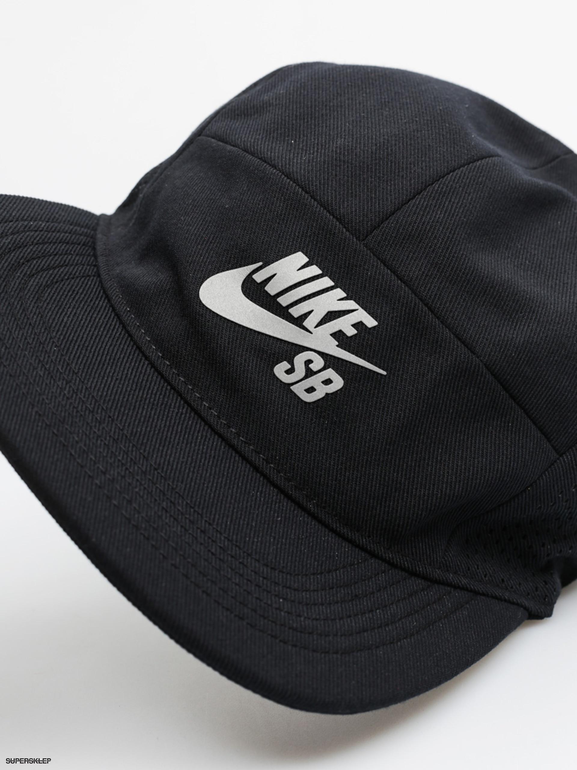 Čepice Nike Sb Performance 5 Panel (black) 842b32ec89