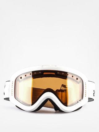 Brýle na snowboard Anon Dziecięce Tracker (white/amber)