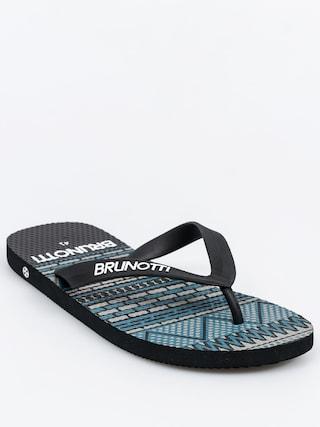 Plážovky Brunotti Entonio Slippers (black)