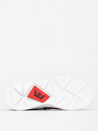 Boty Supra Noiz (red heather/white)