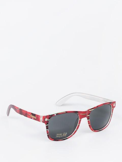 Sluneční brýle Glassy Leonard (cherry)