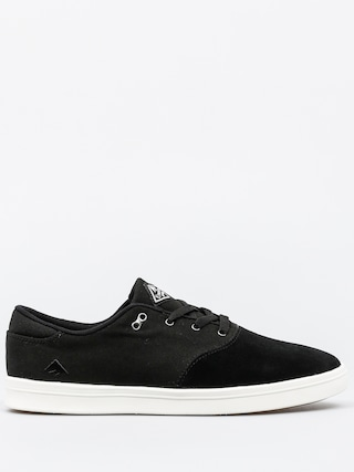 Boty Emerica The Reynolds Cruiser LT (black/white/gum)