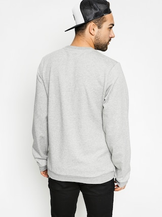 Mikina Es Script Crew (grey heather)
