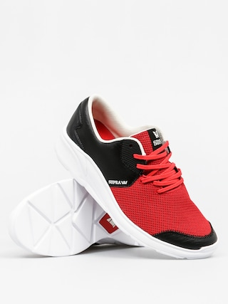Boty Supra Noiz (red/black white)