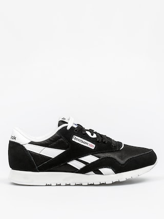 Boty Reebok Cl Nylon Wmn (black/white)