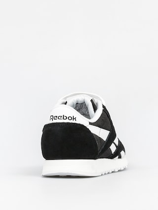 Boty Reebok Cl Nylon Wmn (black/white)