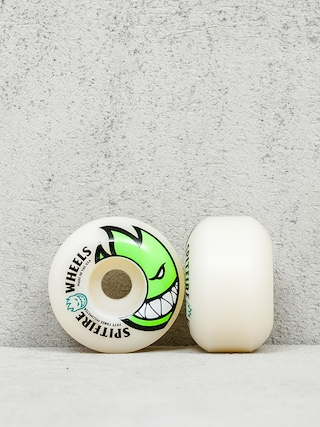 Kolečka Spitfire Big Head (white/green)