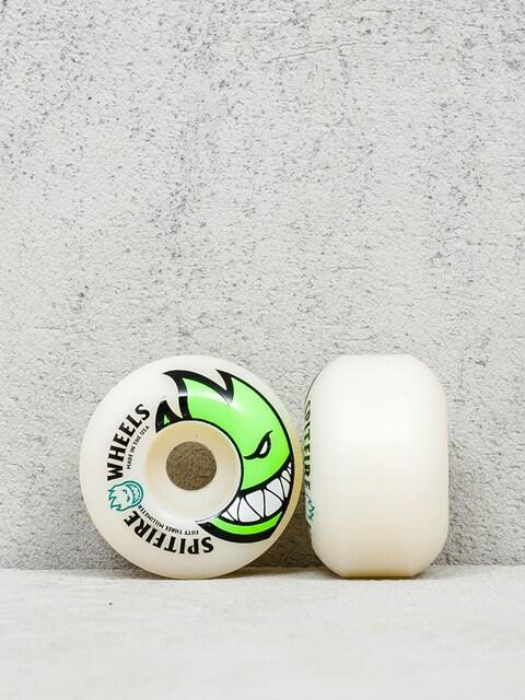 Kolečka Spitfire Big Head (white/green)