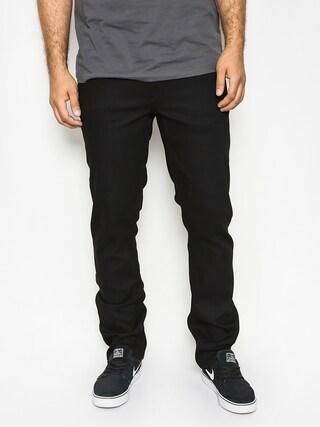 Kalhoty Volcom Vorta Denim (bkb)