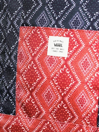 Kabelka Vans Made For This Tote Wmn (bandana chili pepper)