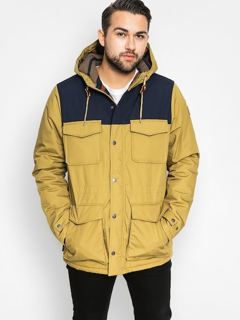 Bunda Element Hemlock (canyon khaki)
