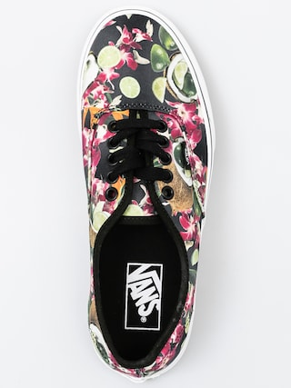 Boty Vans Authentic (lime in the coconut bla)