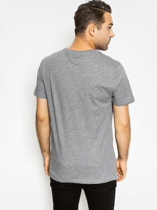 Tričko Element Basic Cr Pocket (grey heather)