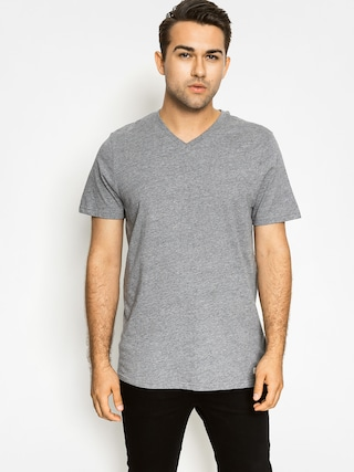 Triko Element Basic V (grey heather)