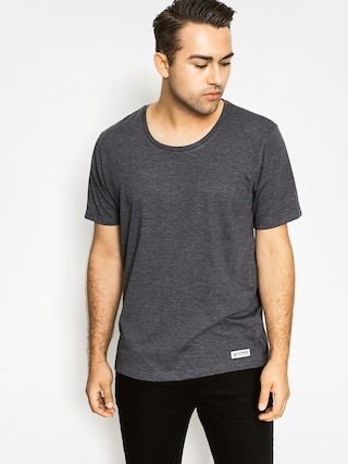Tričko Element Basic Open Neck (charcoal heather)