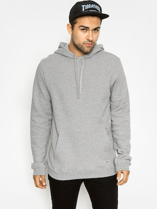 Mikina s kapucí Element 92 HD (grey heather)