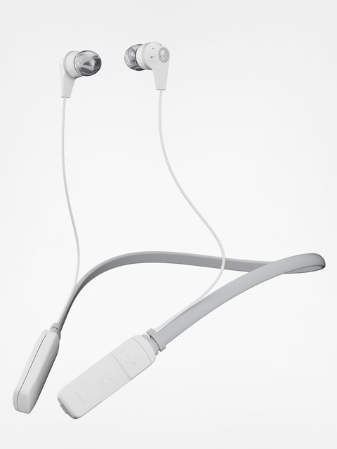 Sluchátka Skullcandy Inkd Wireless (white/gray/gray)