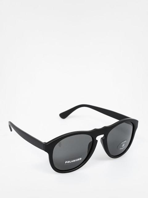 Sluneční brýle Majesty Crux (black matt/black pearl)